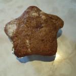 Pumpkin mini loaf