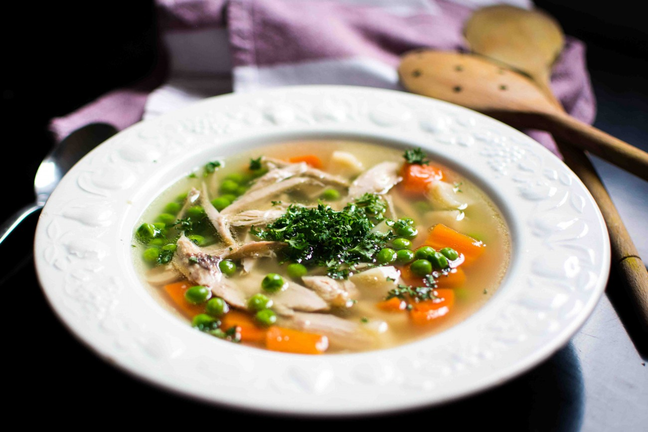 homemade-chicken-soup
