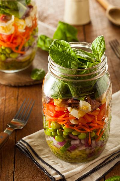 Citrus Bean Salad