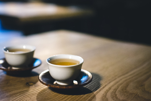 Nurishing Tea