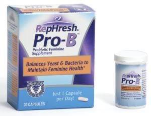 Probiotic for vaginal health