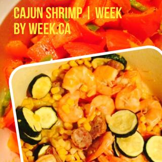 Cajun Shrimp